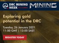 DRC exploring gold