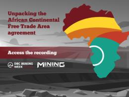 AfCFTA webinar recording