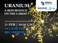 Uranium webinar recording