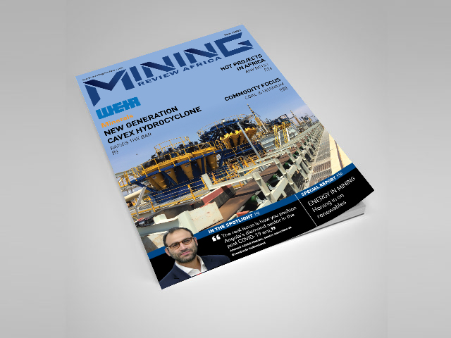 Mining Review Africa Issue 2 2021