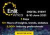 Enlit Africa keynote press release