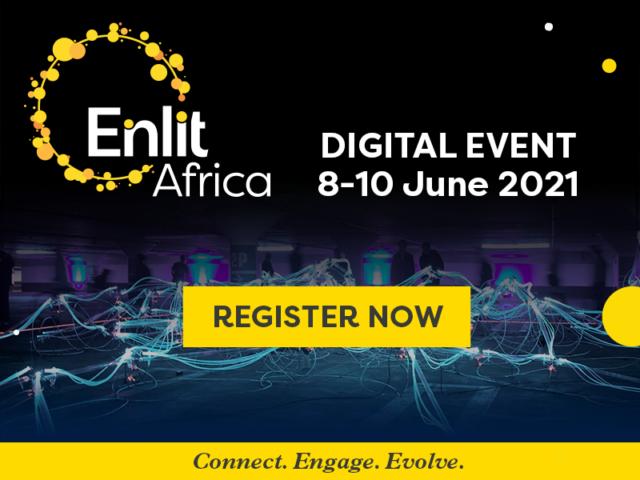 Enlit Africa speaker PR