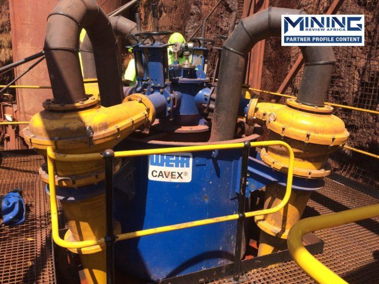 Cavex retrofits boost recoveries at African mines