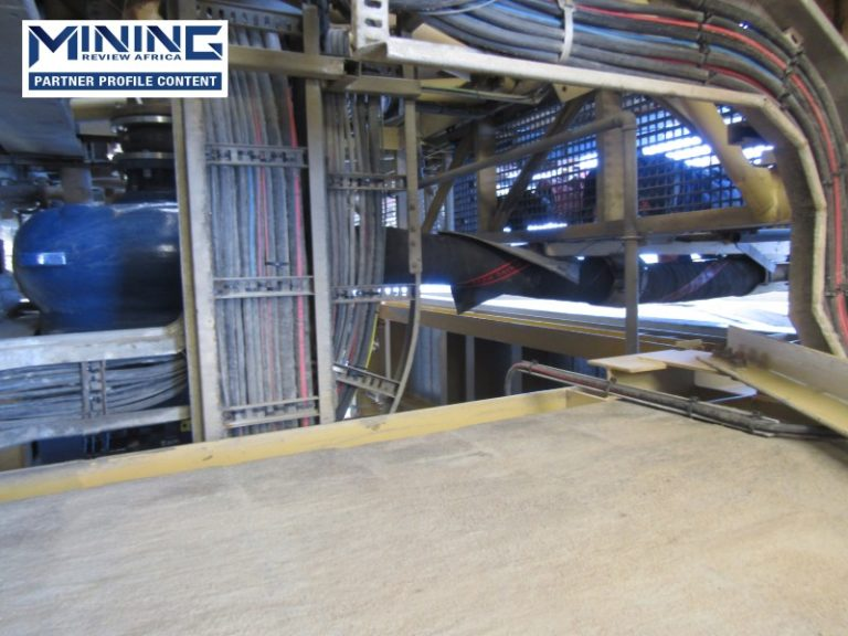 Linatex hose reduces downtime and operating costs at Namdeb