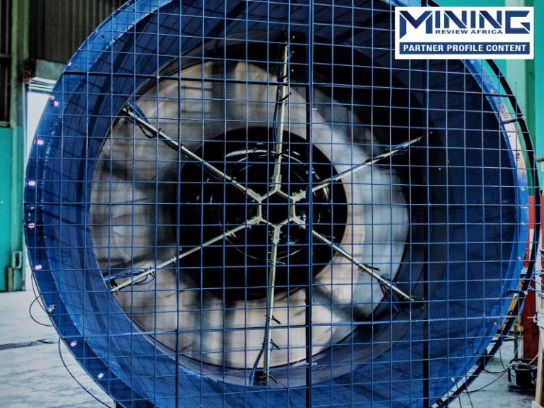 TLT-Turbo Africa bridges mining ventilation market gap