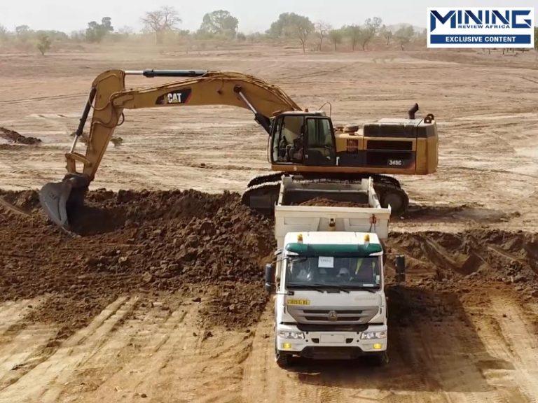 Orezone Gold Corp.'s Bomboré Burkina Faso's next gold mine