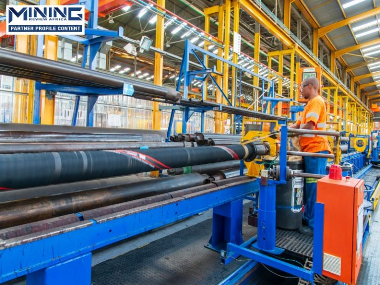 Quality, custom rubber hoses from Weir Minerals Africa's facility
