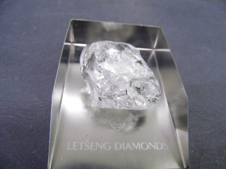 Double delight at Gem Diamonds' Letšeng