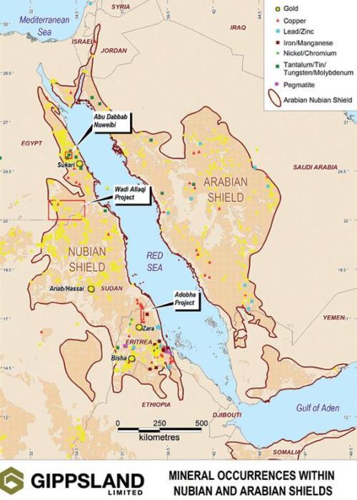 Abu Dabbab project