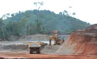 Damang gold mine