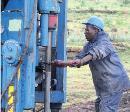 Drilling operator