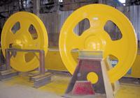 Sheave wheels